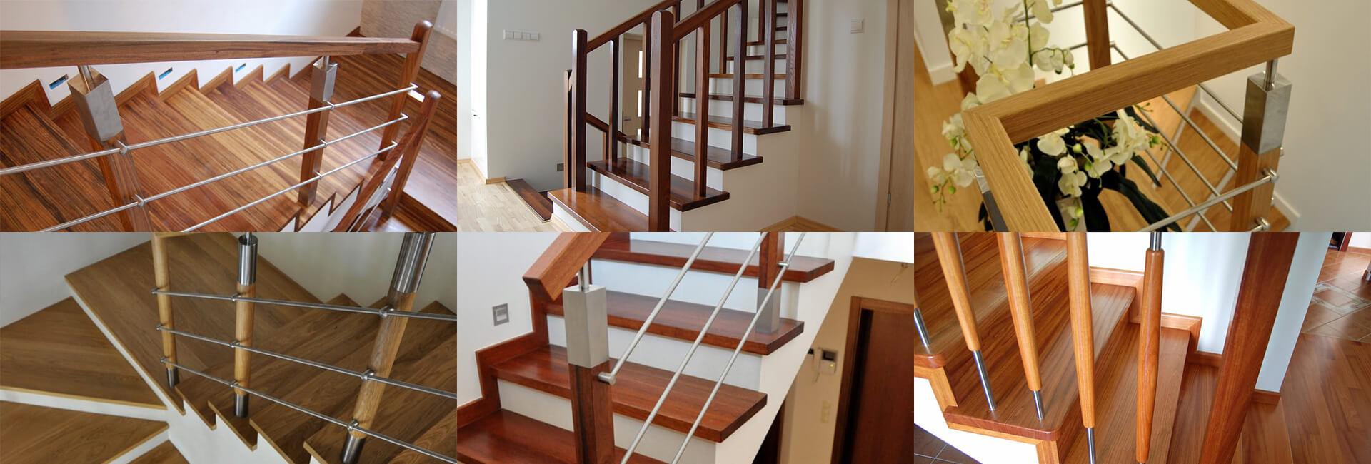 Balustrady drewniane DREWEX